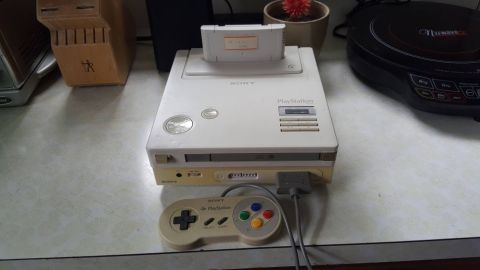 The Nintendo PlayStation Prototype Is Now Up And Running