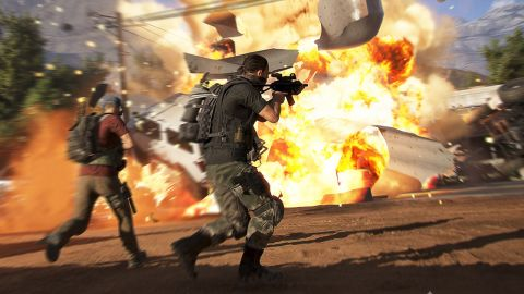 PvP Comes 'Ghost Recon: Wildlands' This Fall
