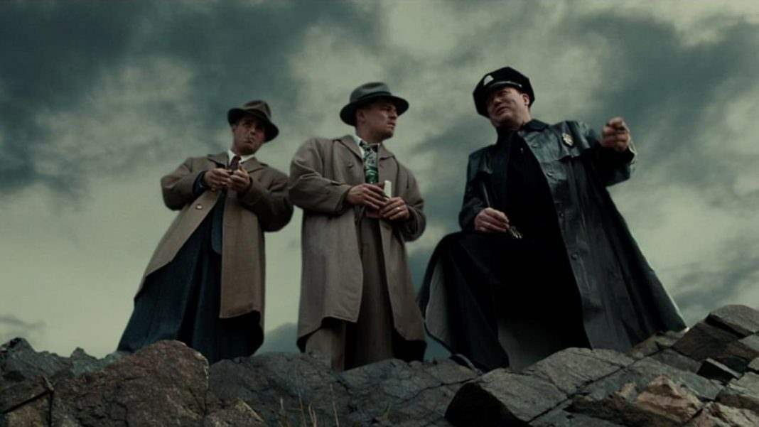A still from the movie Shutter Island