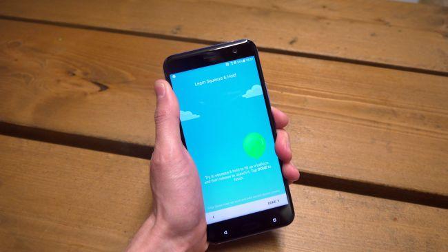 Edge Sense: the HTC U11's killer feature explained