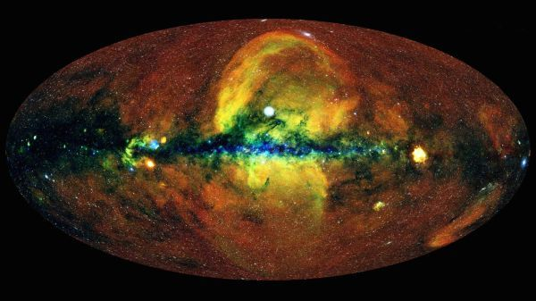 Most complete map of black holes captured by German X-ray space telescope