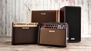 Thinking of investing in a live acoustic rig Take a look at these offerings from Fender Fishman Boss and Laney