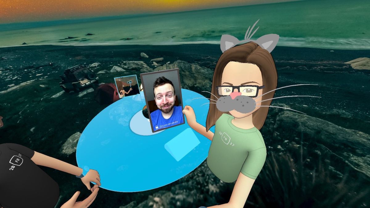 Facebook Spaces is the Most Fun I've Ever Had in Virtual Reality