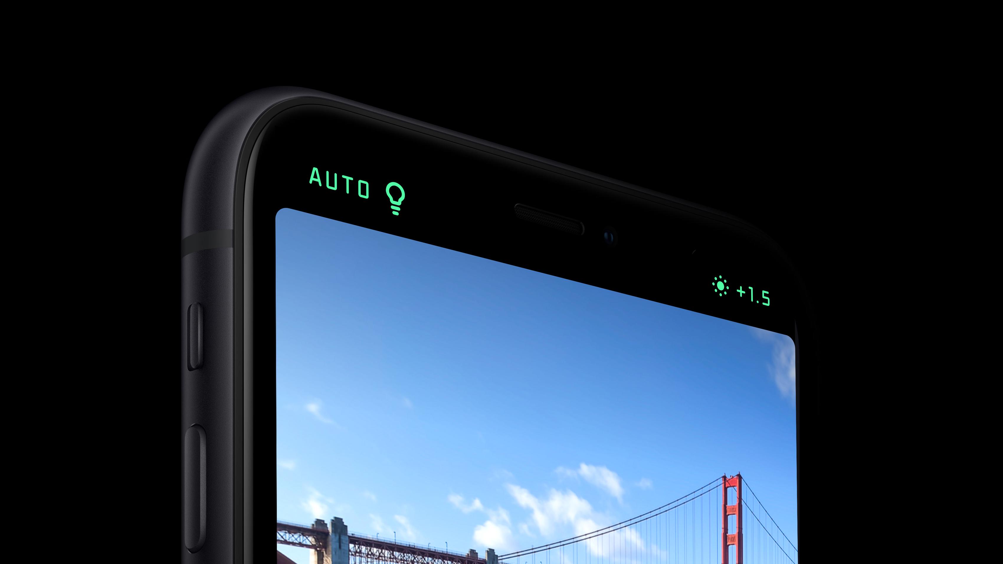 Spectre iPhone app