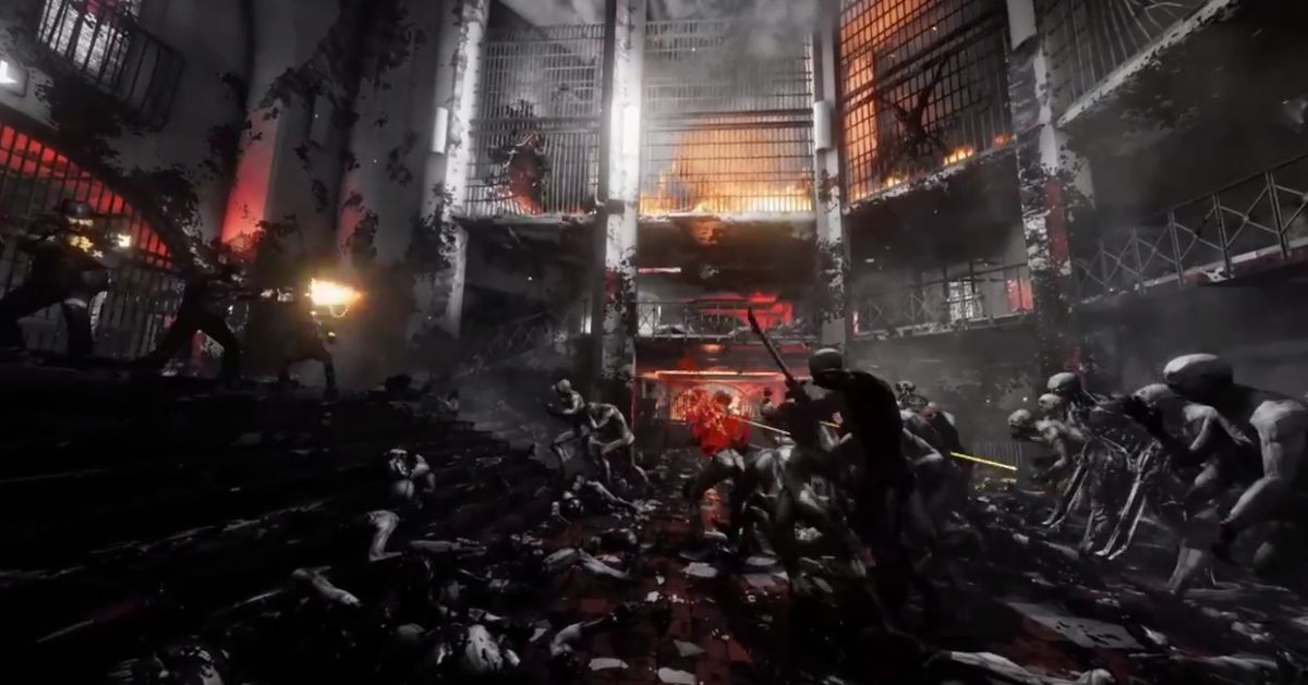 Killing Floor 2 adds near limitless Zed Time in latest Weekly Outbreak