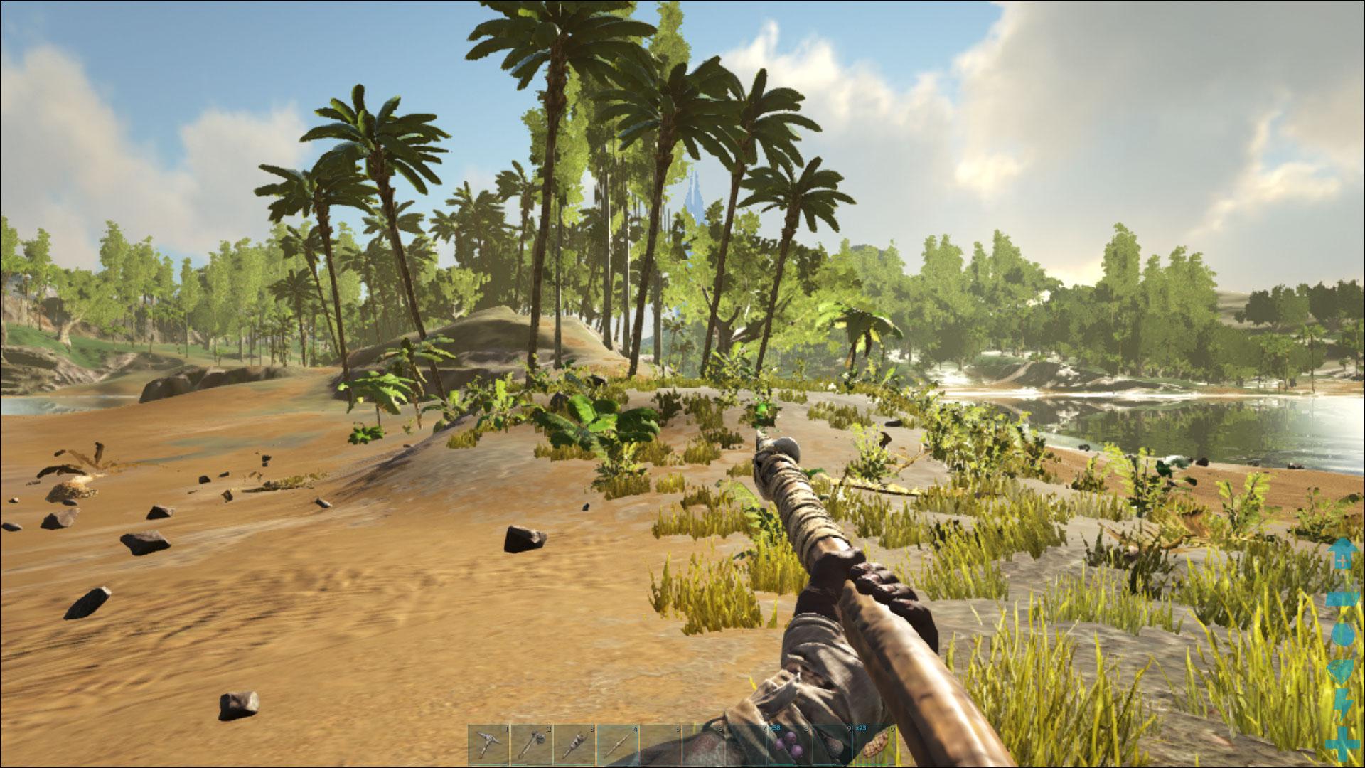 Ark: Survival Evolved performance analysis | PC Gamer