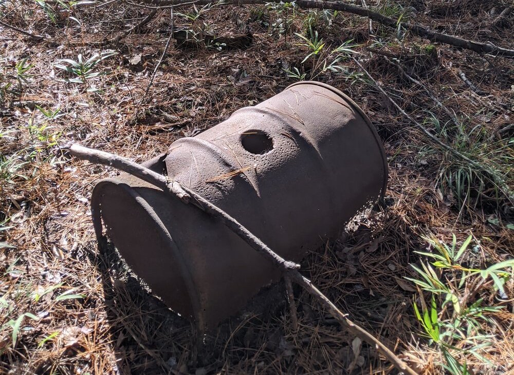 Abandoned moonshine still linked to Al Capone uncovered in South Carolina woods thumbnail