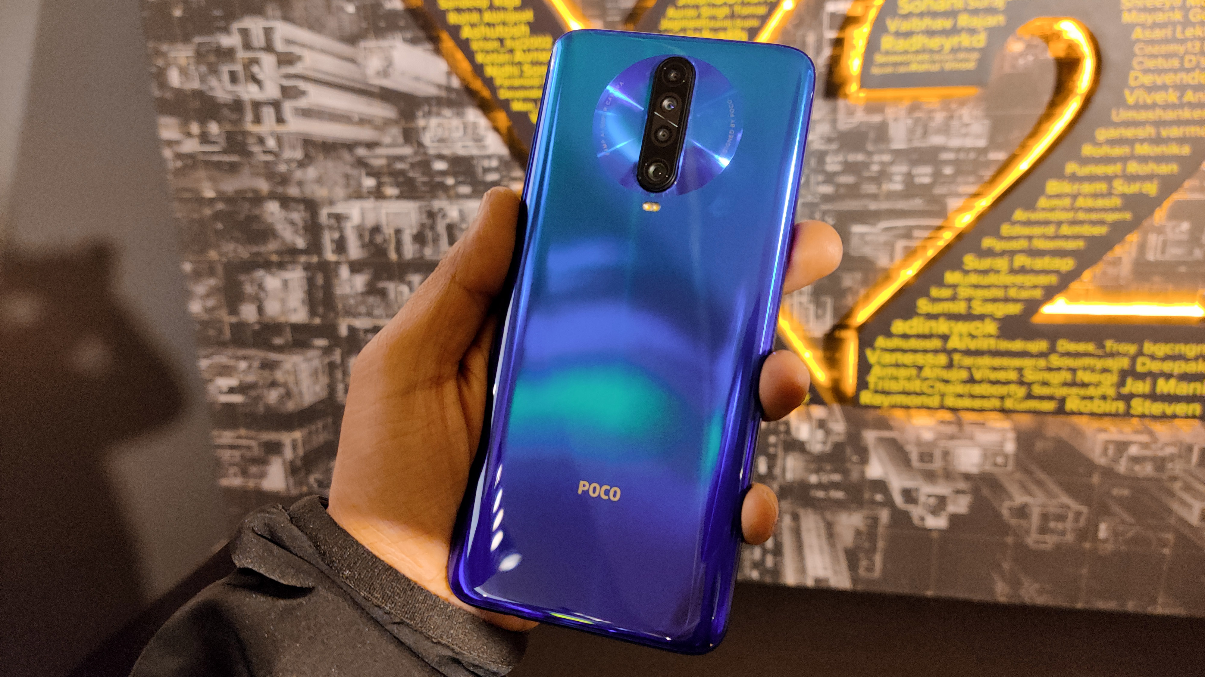 The Poco F2 will not be a rebranded Redmi K30 Pro in India