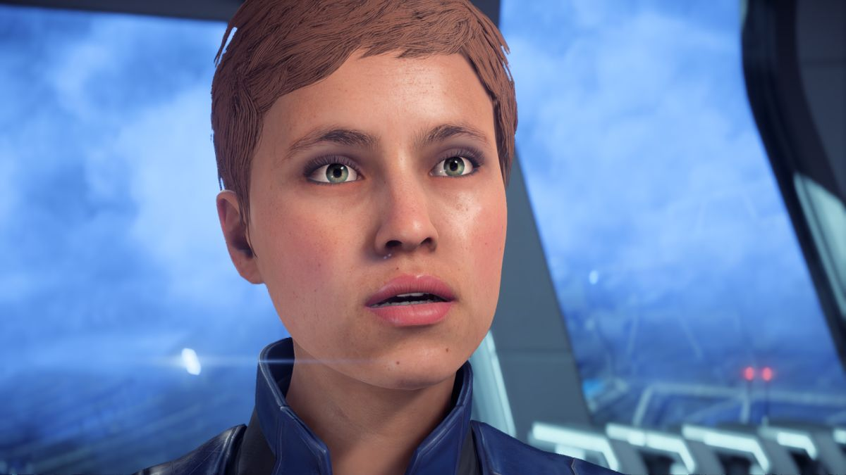 Mass Effect: Andromeda update locks pirates out of eye-fixing patch