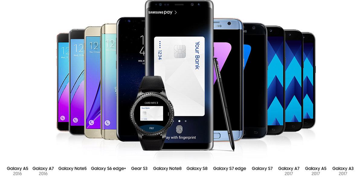 Samsung Pay vs Apple Pay - Tech News Log