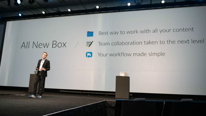 Box and Google Partner on Enterprise Cloud Storage