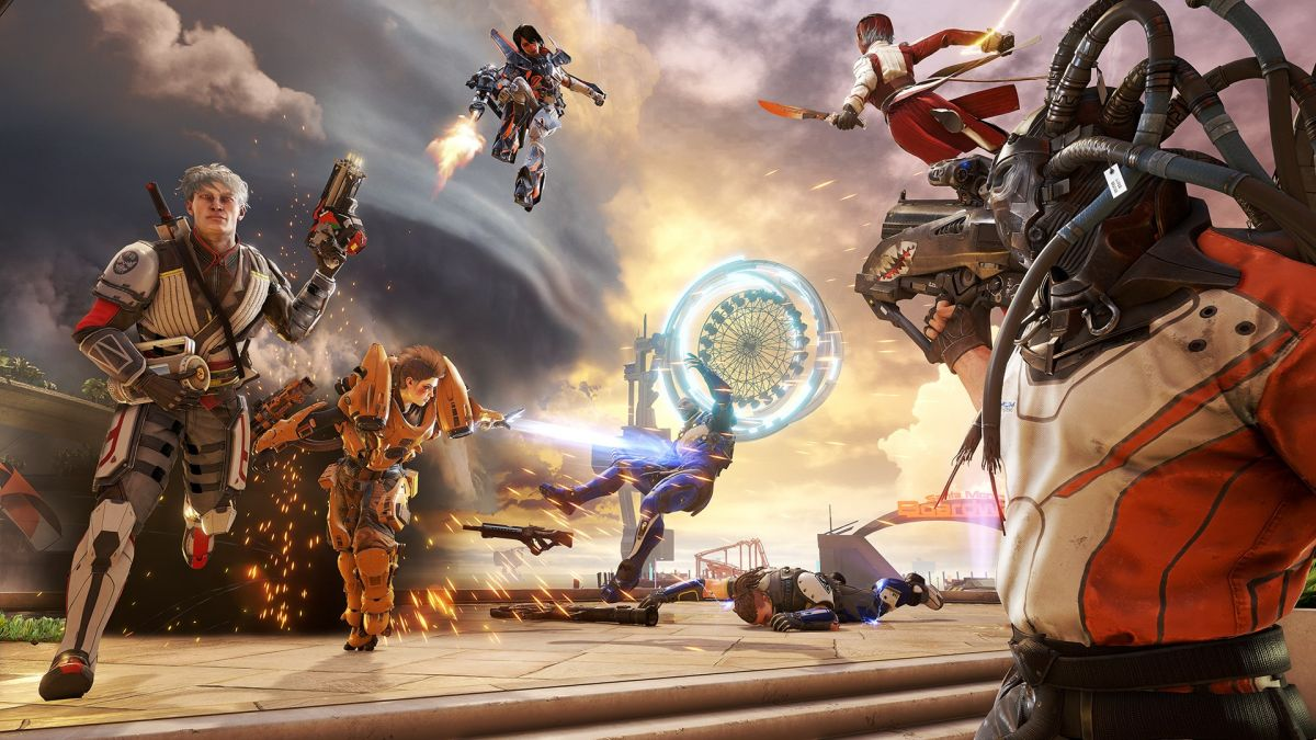 LawBreakers isn't trying to be an Overwatch killer