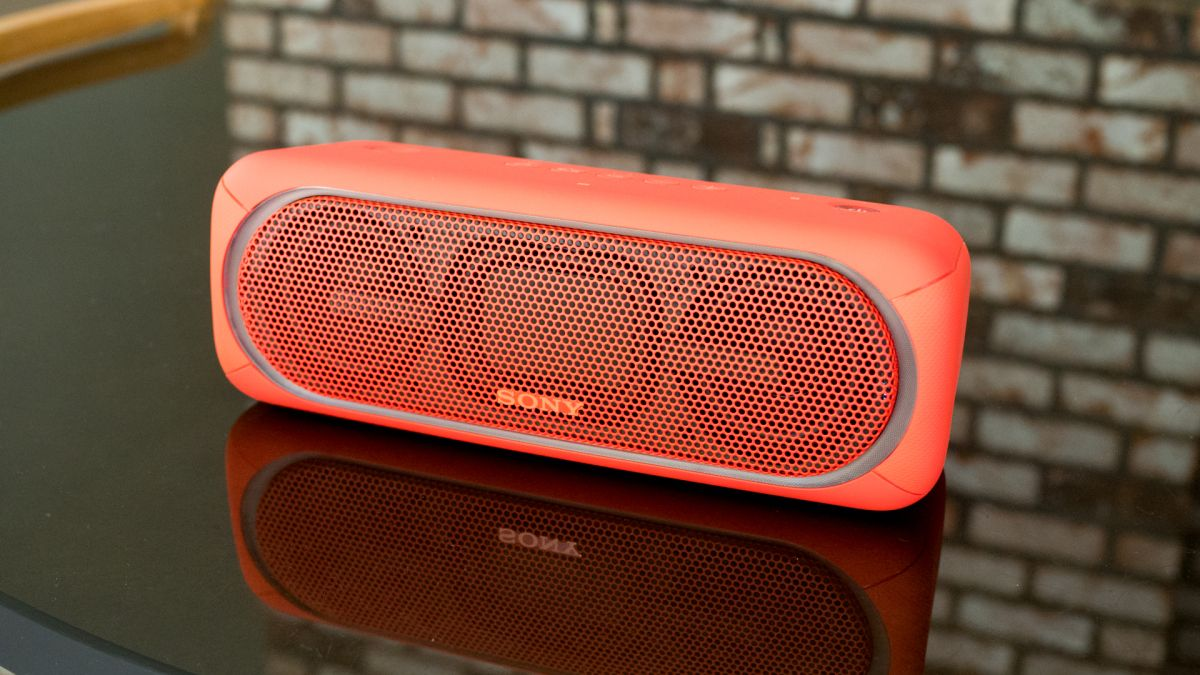 Update: Need a bass-heavy Bluetooth speaker to really rock the holidays? Sony's SRS-XB40 might be the compact speaker you've been looking for.