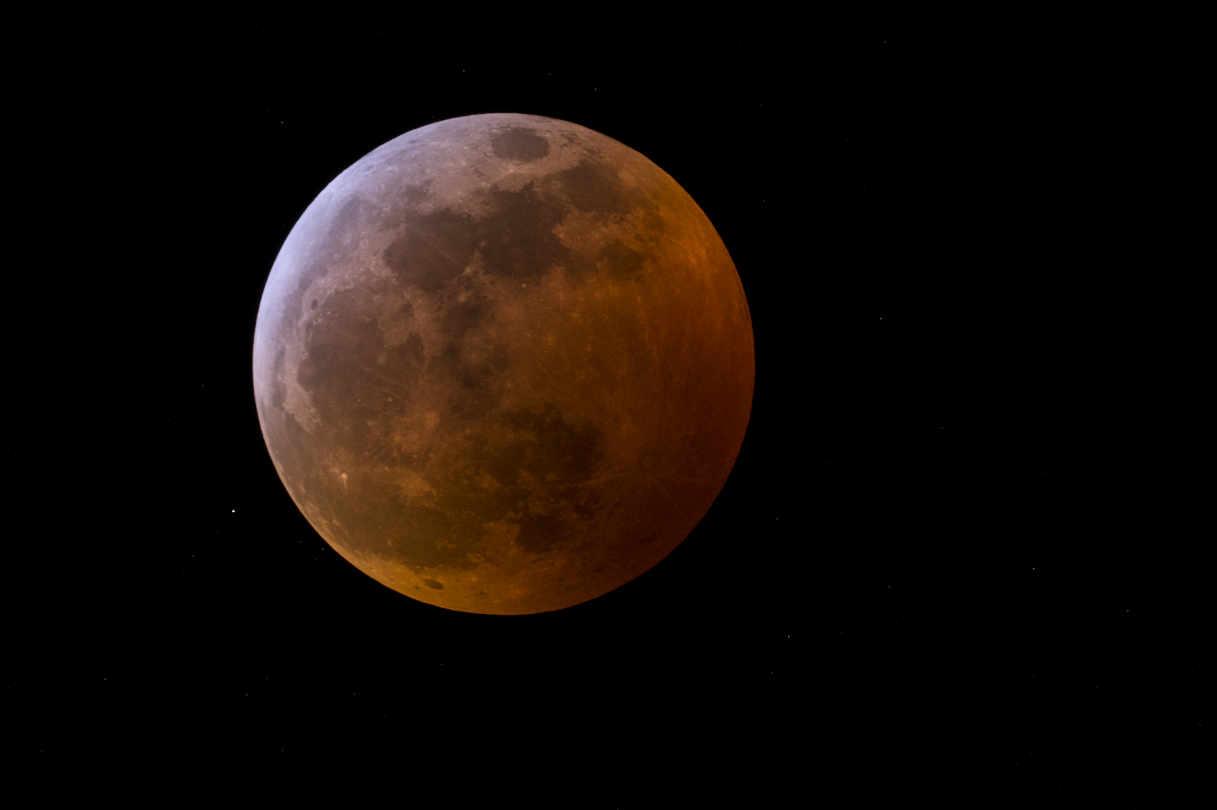 The Last Lunar Eclipse of 2019