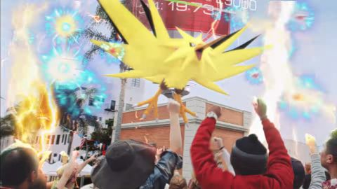 From Legend To Augmented Reality - Legendary Pokemon Come to Pokemon Go