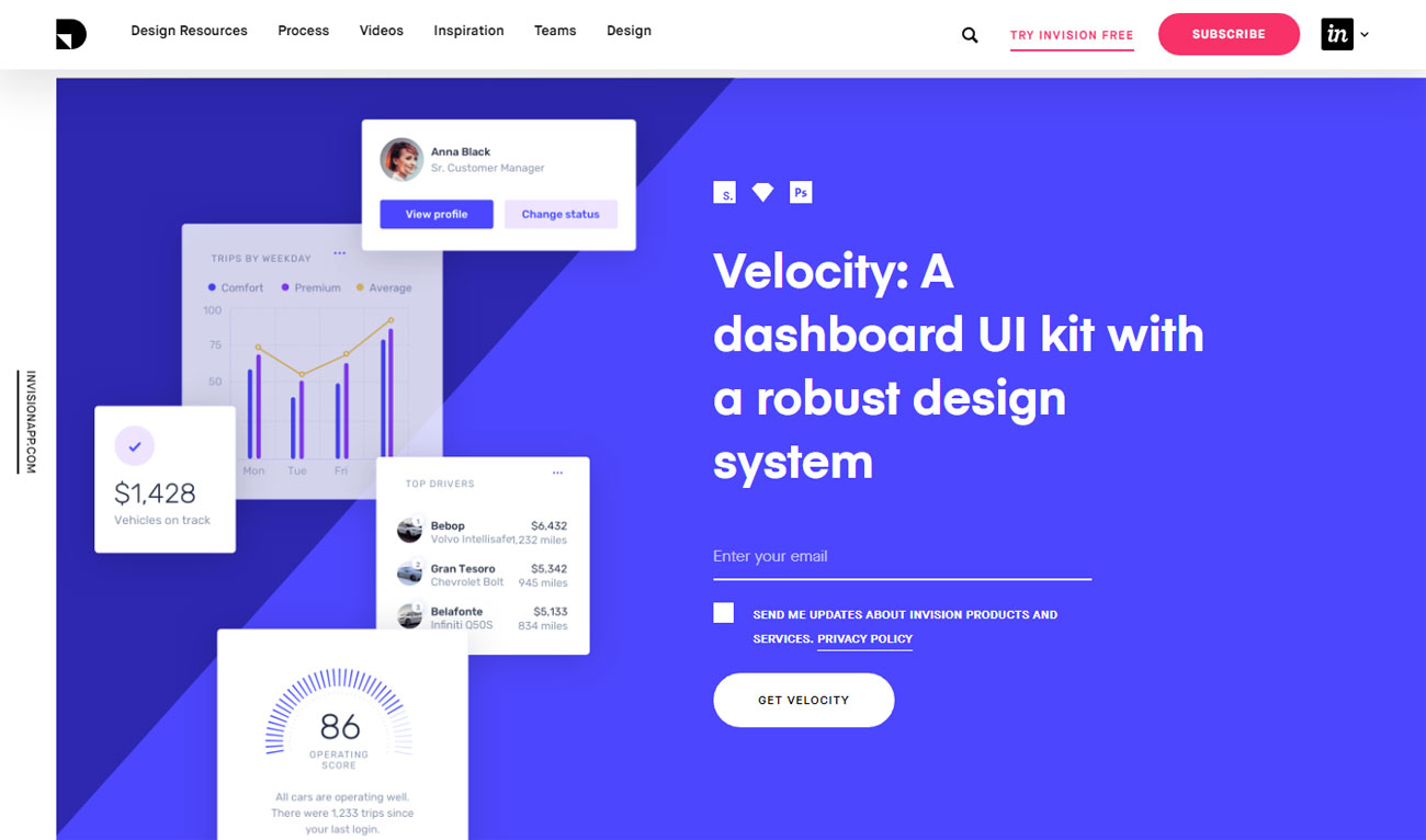 The best new web design tools of 2019 so far: Velocity