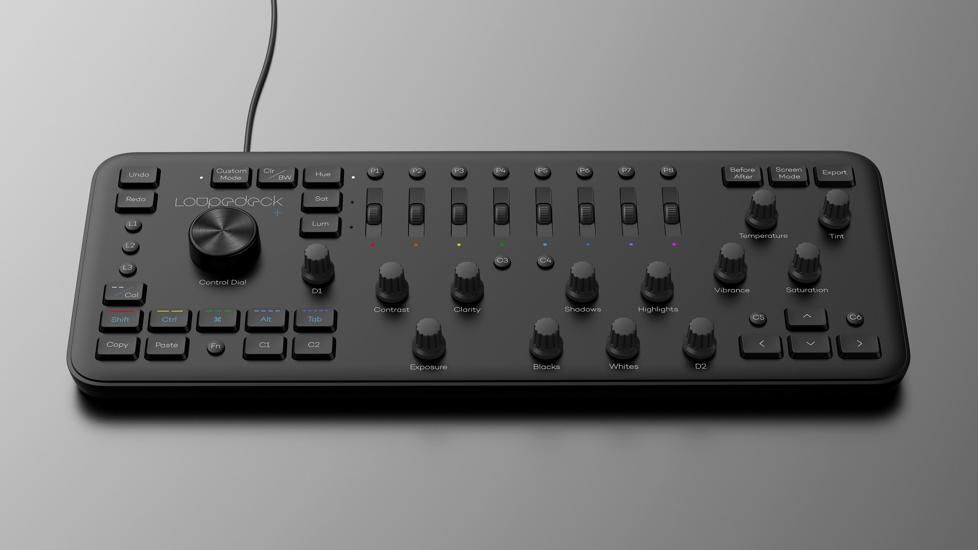 Loupedeck  promises to speed up your image-editing workflow