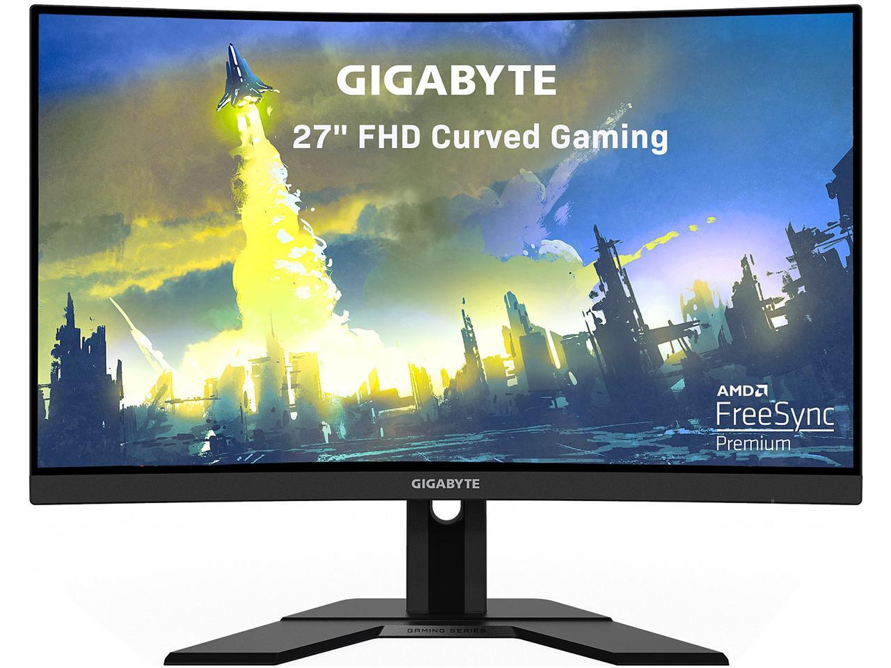 Get Gigabyte's 165Hz 27-inch Gaming Monitor for Just $200