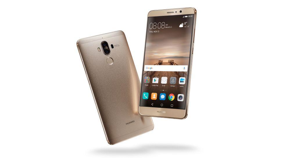 Kết quả hình ảnh cho Huawei Mate 9 Review