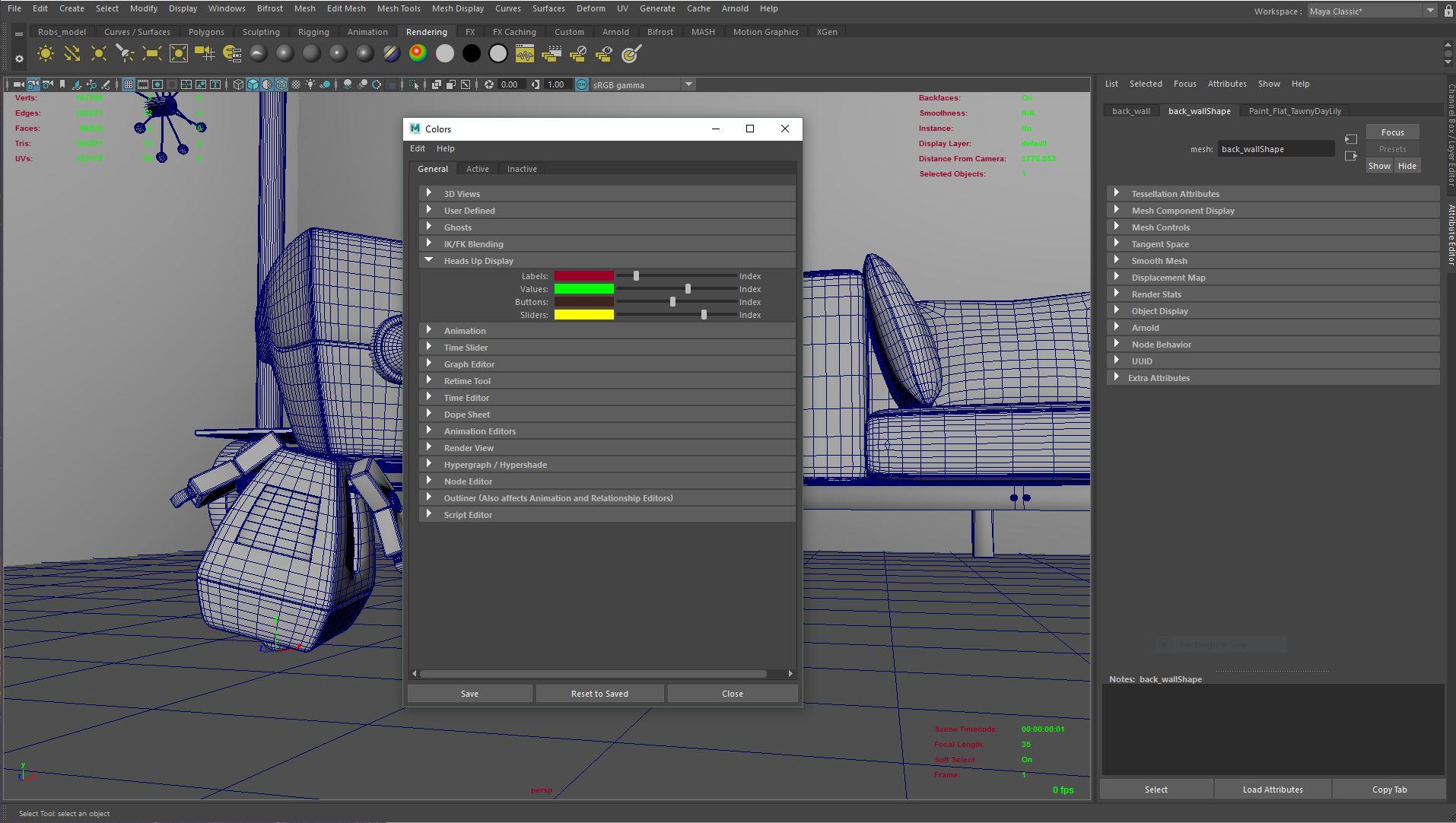 Build a custom Maya interface   Creative Bloq