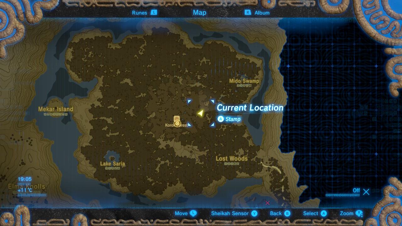 Zelda Hestu Locations And Reward The Legend Of Zelda Breath Of The Wild Korok Seeds Locations Guide Gamesradar