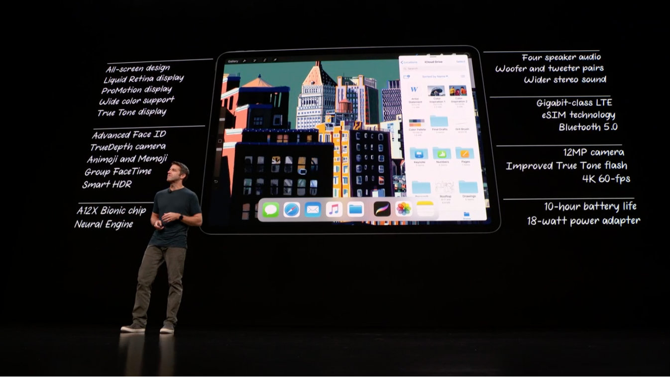 iPad Pro 2018 vs iPad Pro 2017 - iBlogiBlog