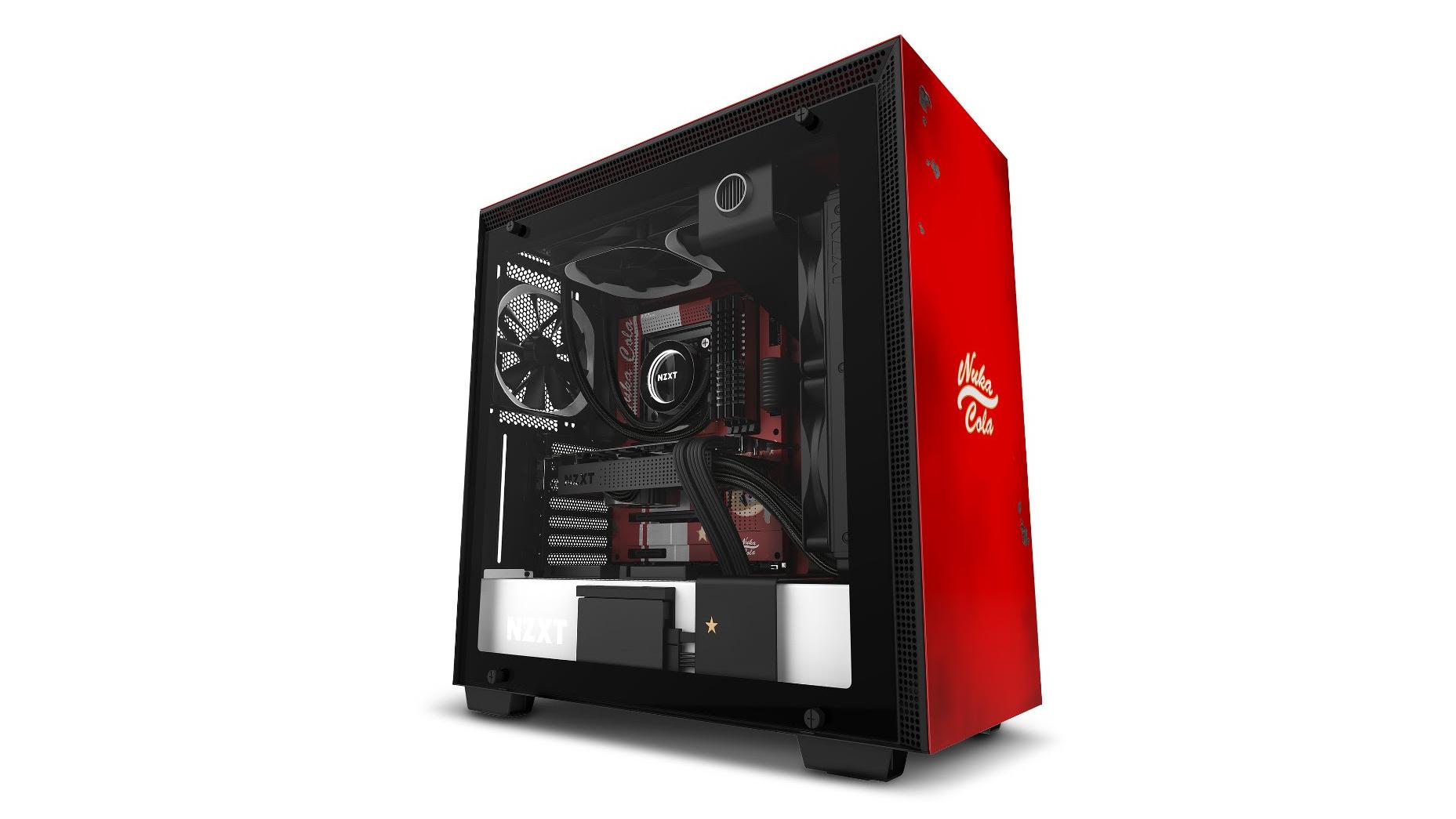 H700 Nuka-Cola PC case
