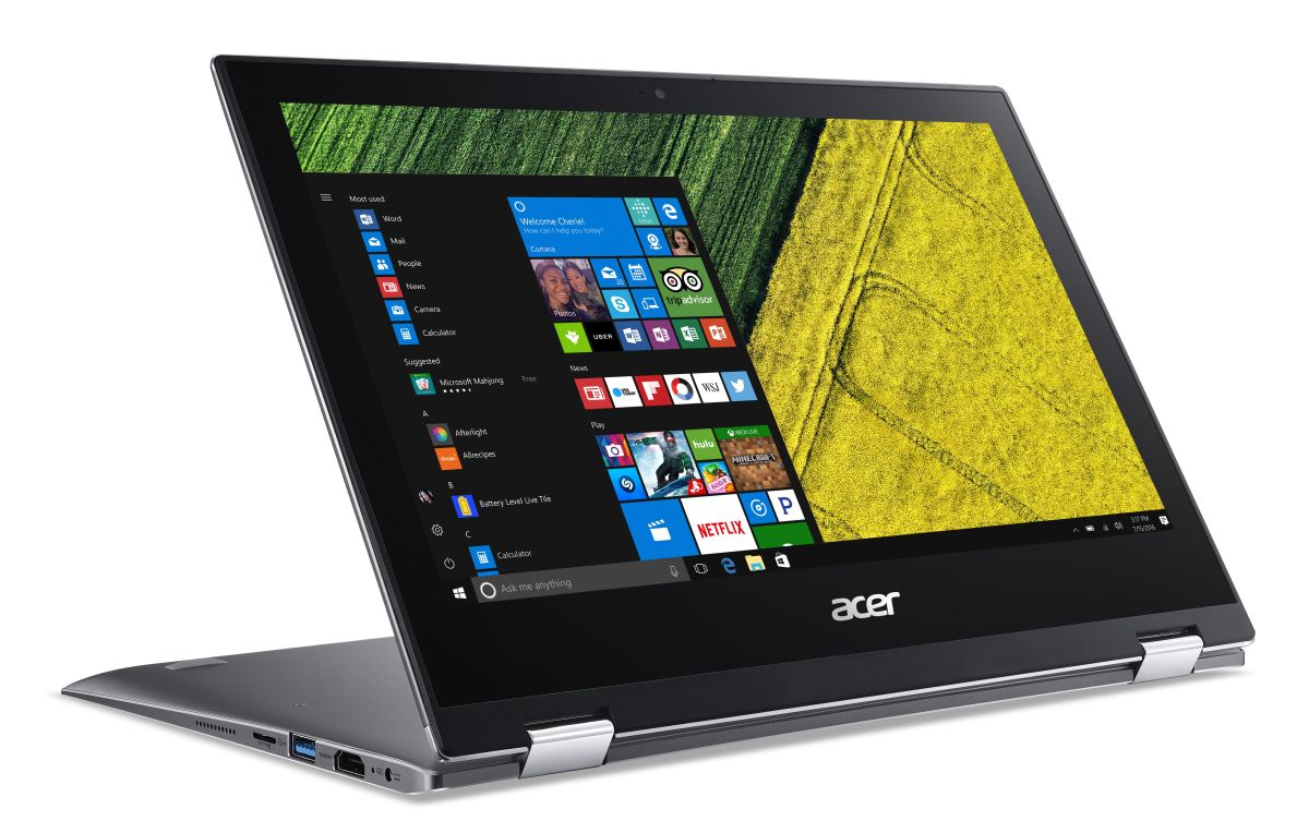 Acer Spin 1 is a tiny 2-in-1 laptop aimed to be creatives' sidekick
