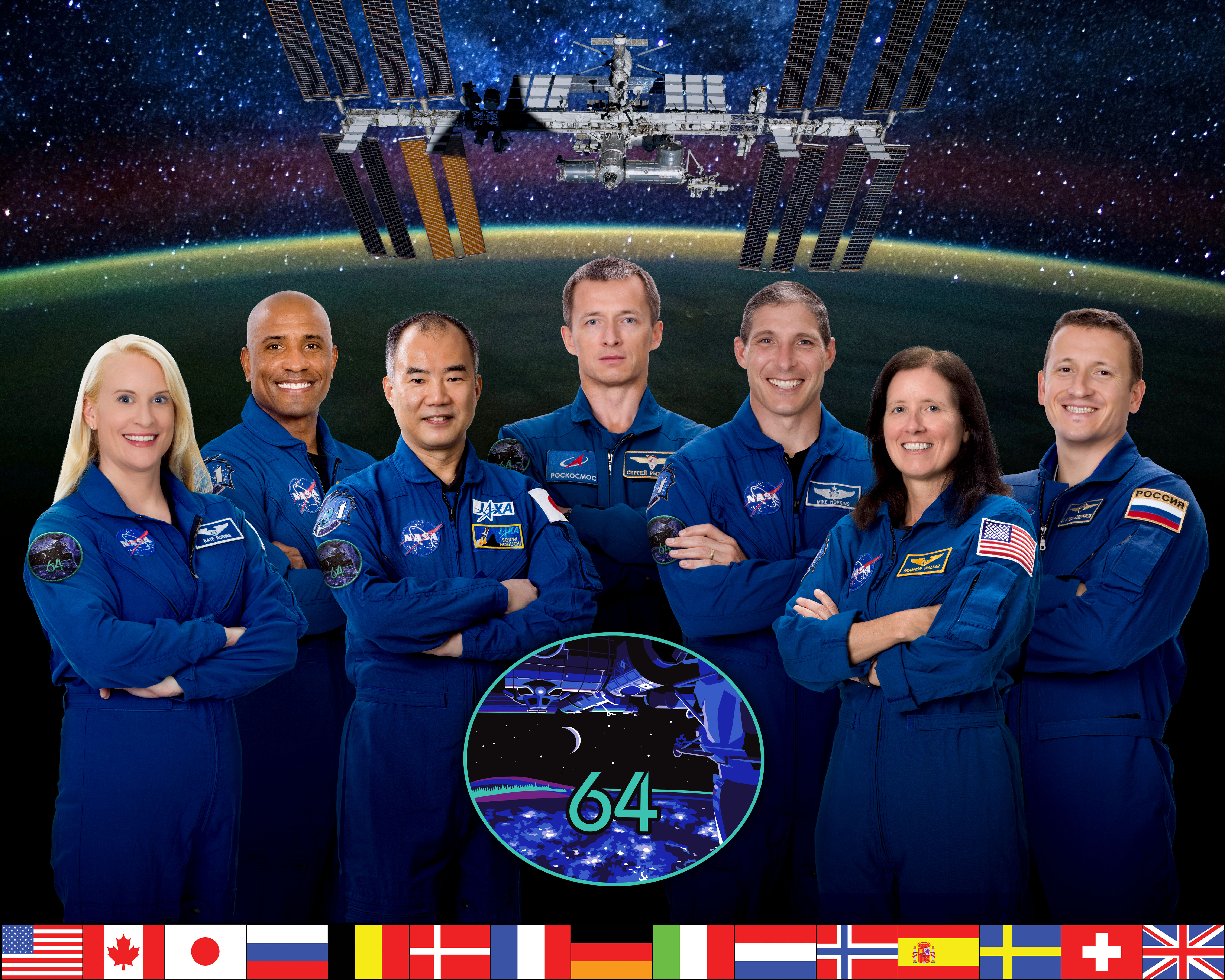 <p>In Photographs: The Expedition 64 mission to the International Space Station thumbnail