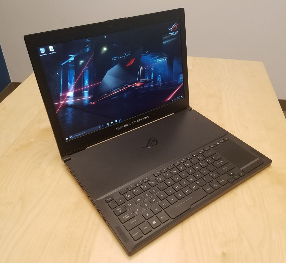 Asus Rog Zephyrus Review Pc Gamer