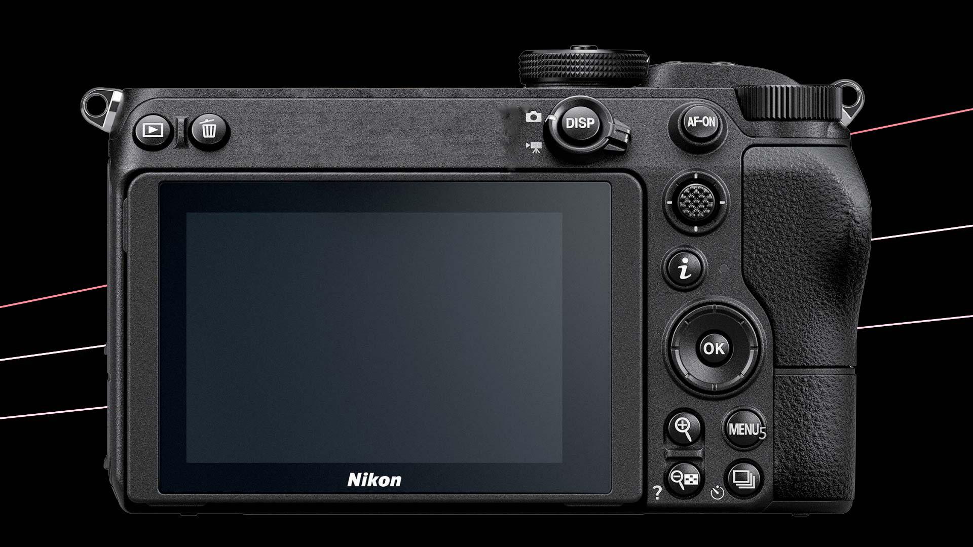 Nikon 1 J4 Red Sparta Collection SLR Camera Backpack