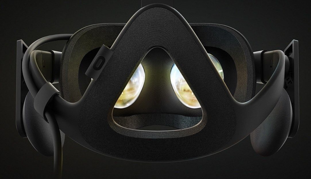 Oculus Rift now has full room-scale tracking