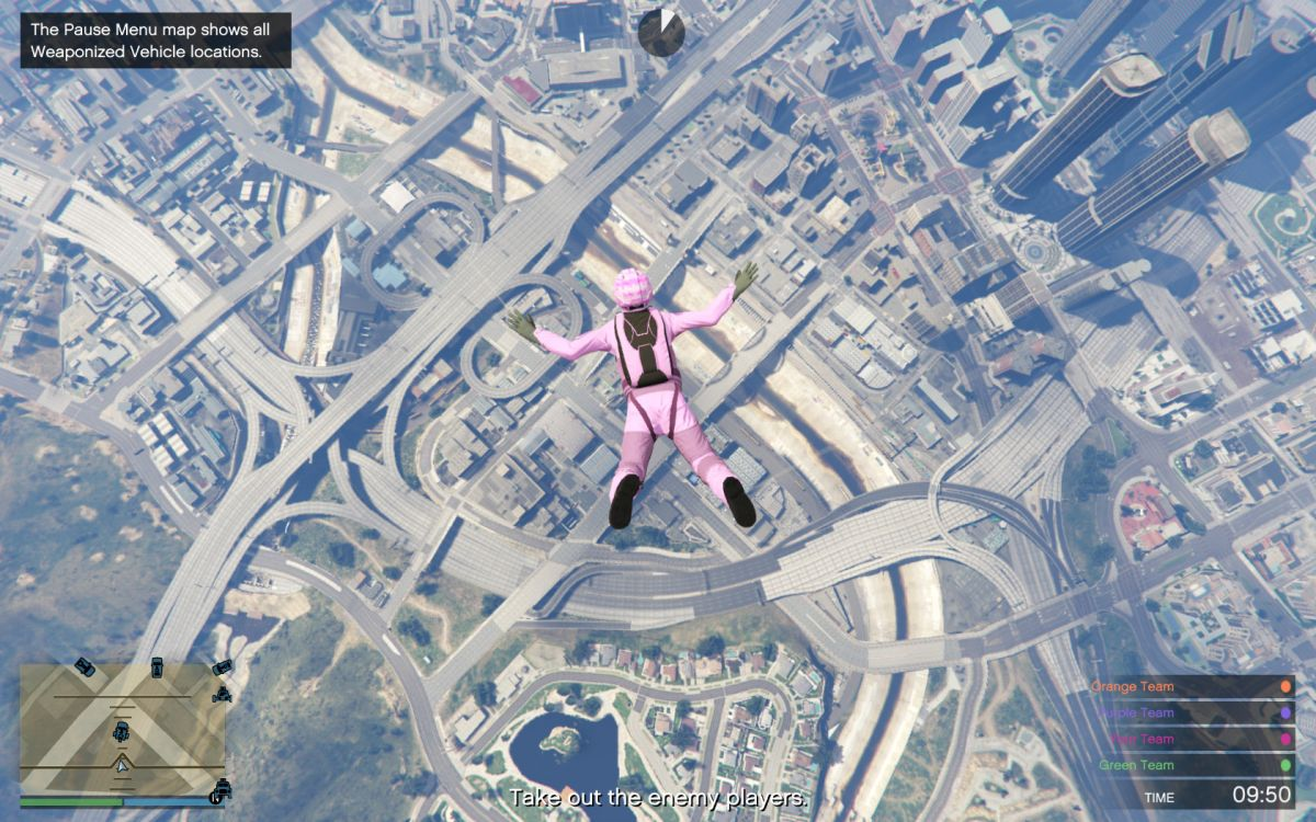 New Pubg Map Is Coming By July: GTA Online's PUBG-style Mode Is Not As Good As PUBG