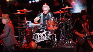 Drum titan on five decades of hard rocking and iconic band s farewell tour