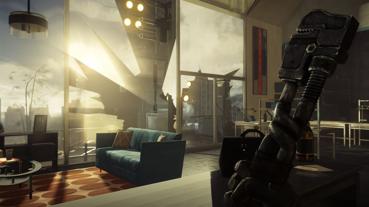 Prey trailer celebrates Earth Day with a look at the Recycler gadget