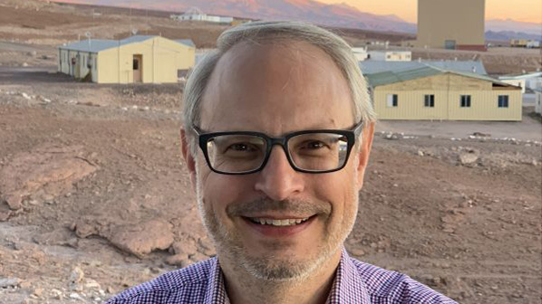 Join astrophysicist Joe Pesce for an AMA about Mars, the cosmos (and more) in our Space.com Forums!
