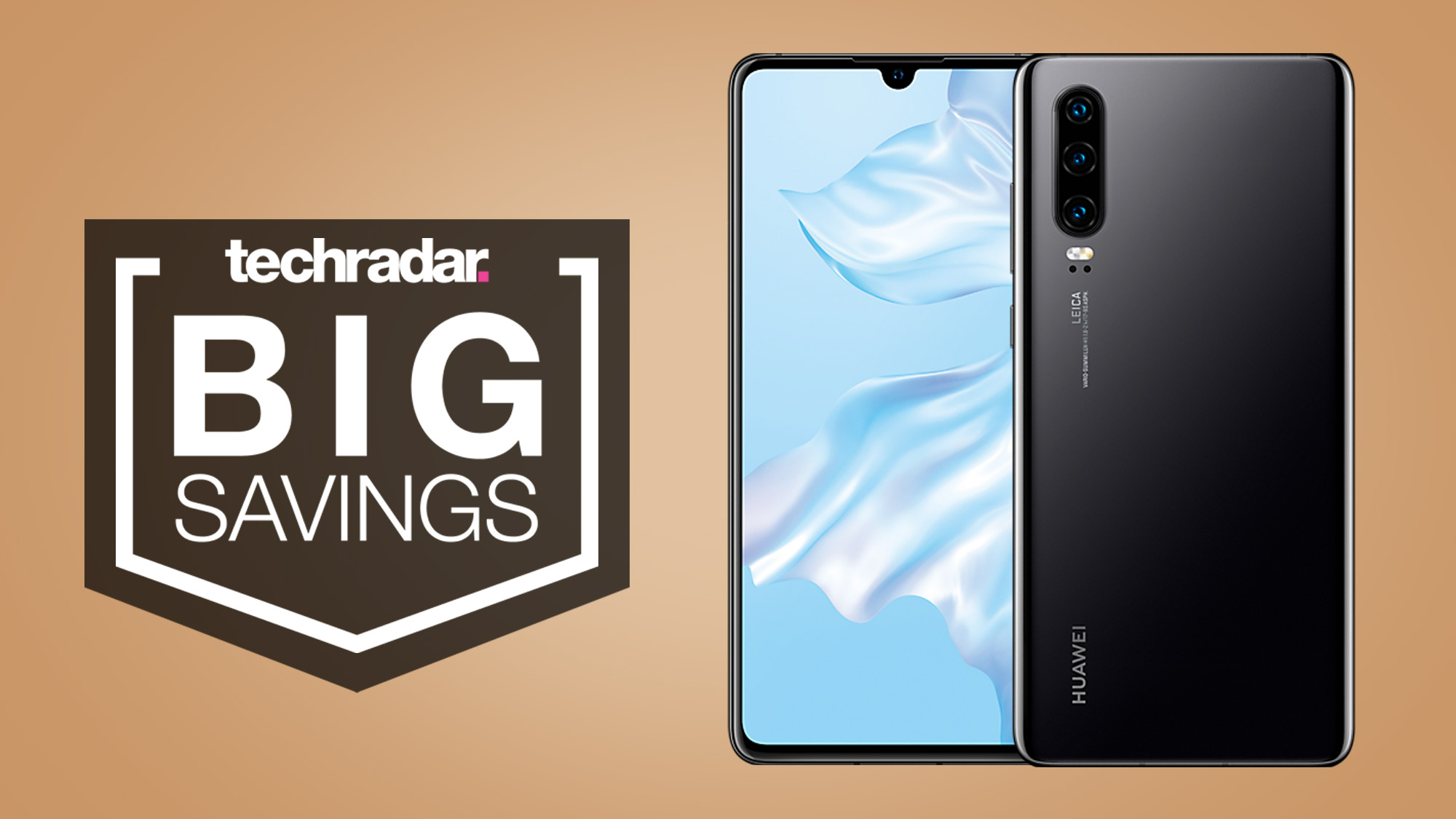 This Huawei P30 deal packs in massive data at a price far better than the Pro