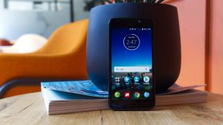 Moto E4 raises the bar for phones hovering around the 100 mark