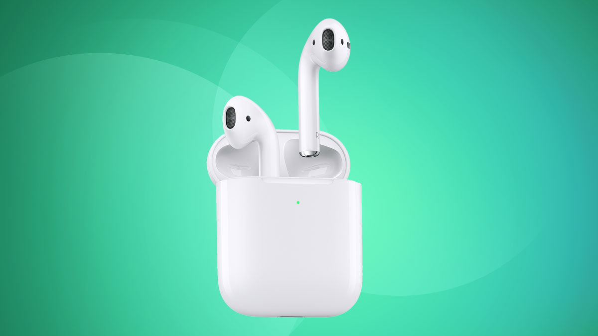 The new AirPods aren
