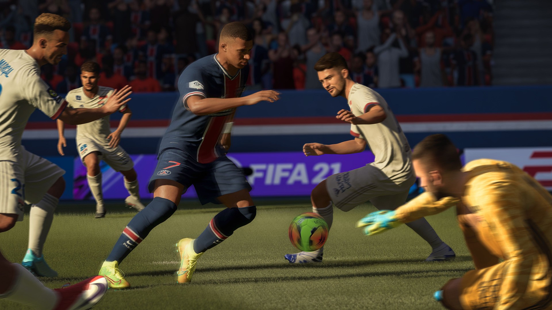 Fifa 21 Ratings The Best Players That Made The Fifa 21 Top 100 Pc Gamer