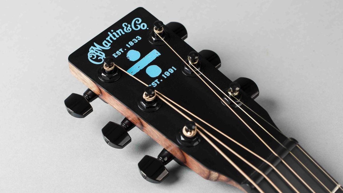 martin unveils ed sheeran divide signature edition acoustic guitar musicradar. Black Bedroom Furniture Sets. Home Design Ideas