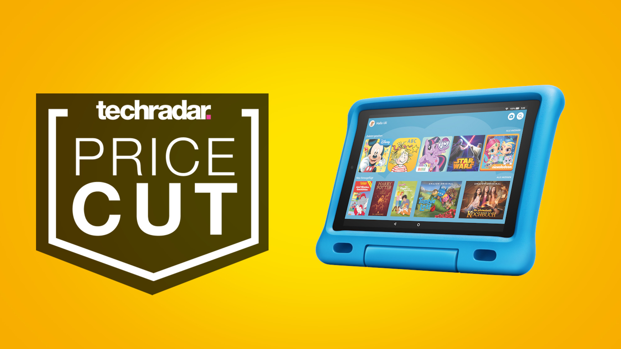 You can save up to 35% on Amazon Fire Kids Edition tablets this week