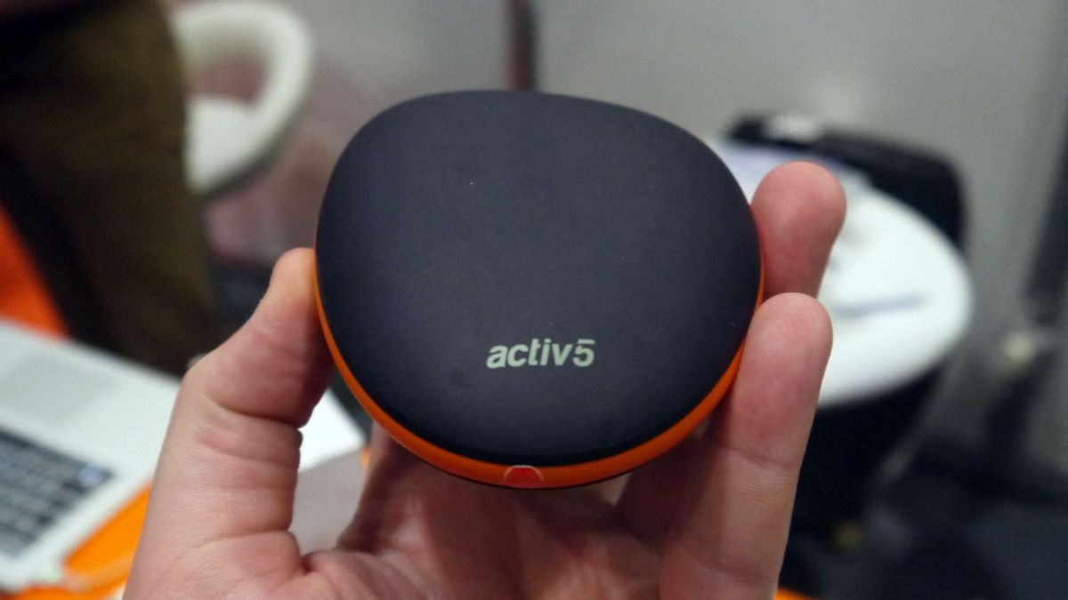First Look: Activ5 Strength Trainer