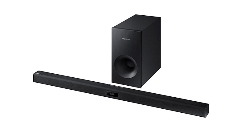 Samsung S Hw J355 Is One Of The Best Ing Soundbars And For Good Reason Not Only Does It Offer Sound Quality From Its Four Combined 120w Tweeters