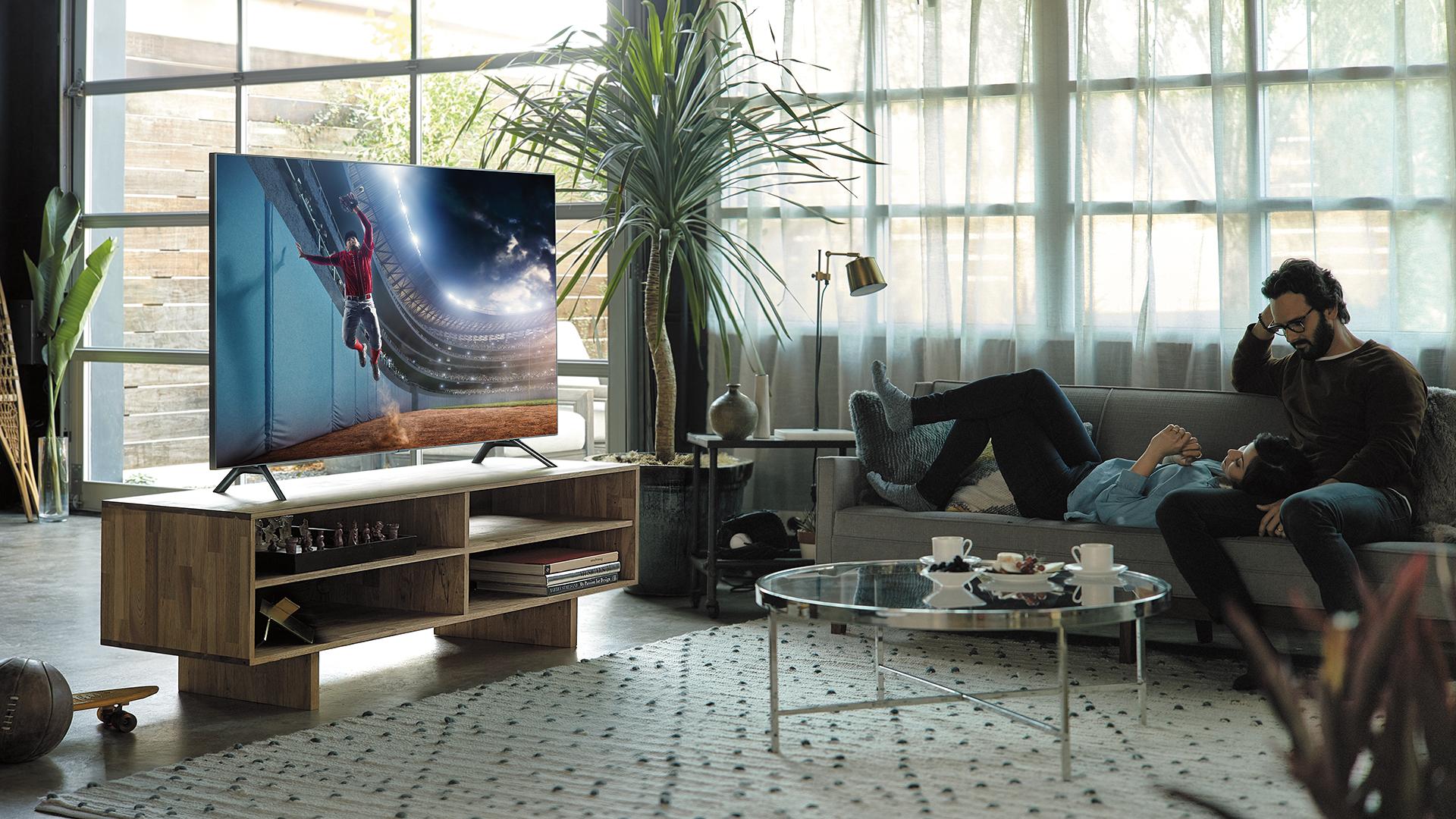 Samsung Q8FN QLED TV (2018)