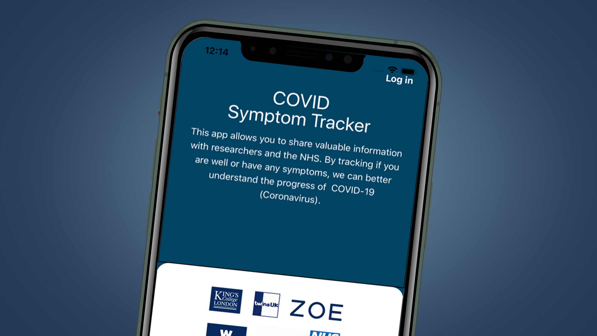 This Covid-19 tracking app lets you help scientists study the coronavirus
