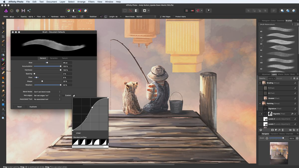 Affinity Photo and Affinity Designer v1.6 released  Creative Bloq