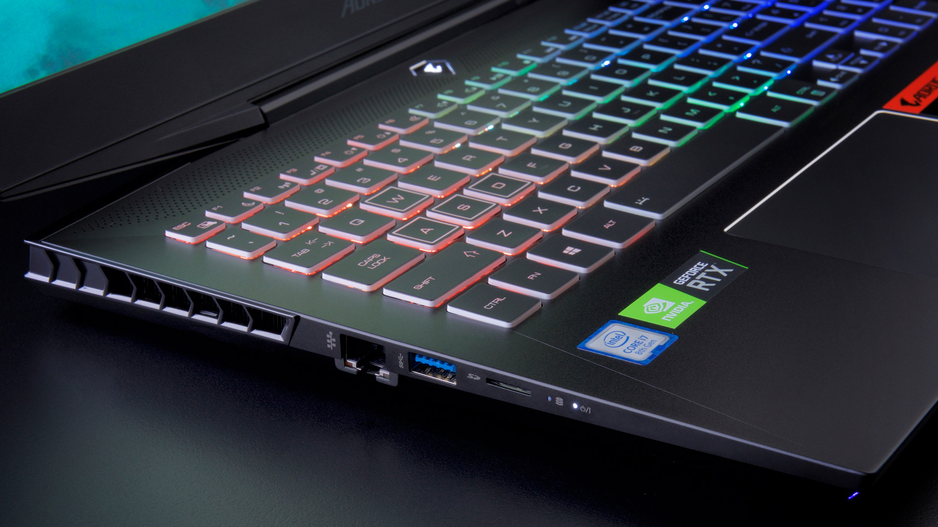 The AORUS 15 is the perfect gaming laptop, no matter what your budget