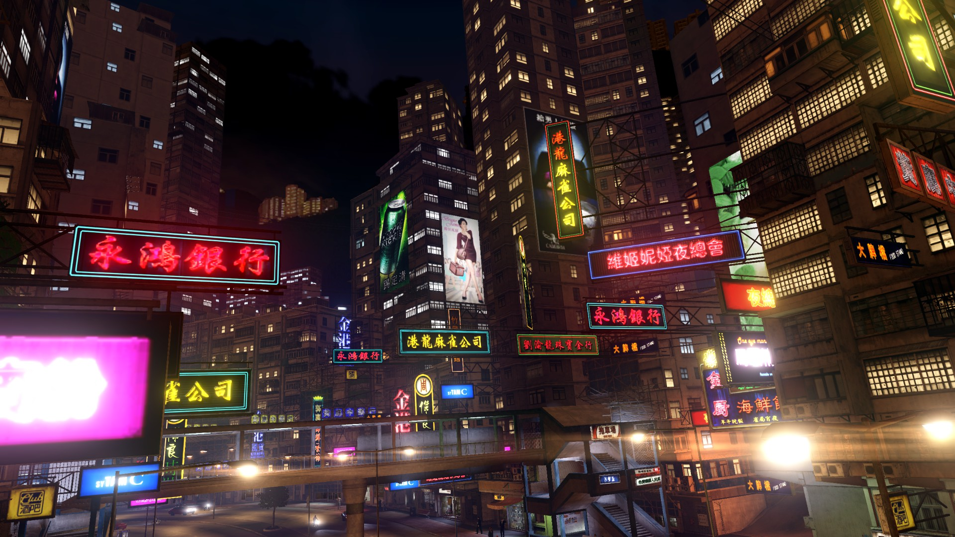 Weaving through the streets of Hong Kong with Sleeping Dogs' designer