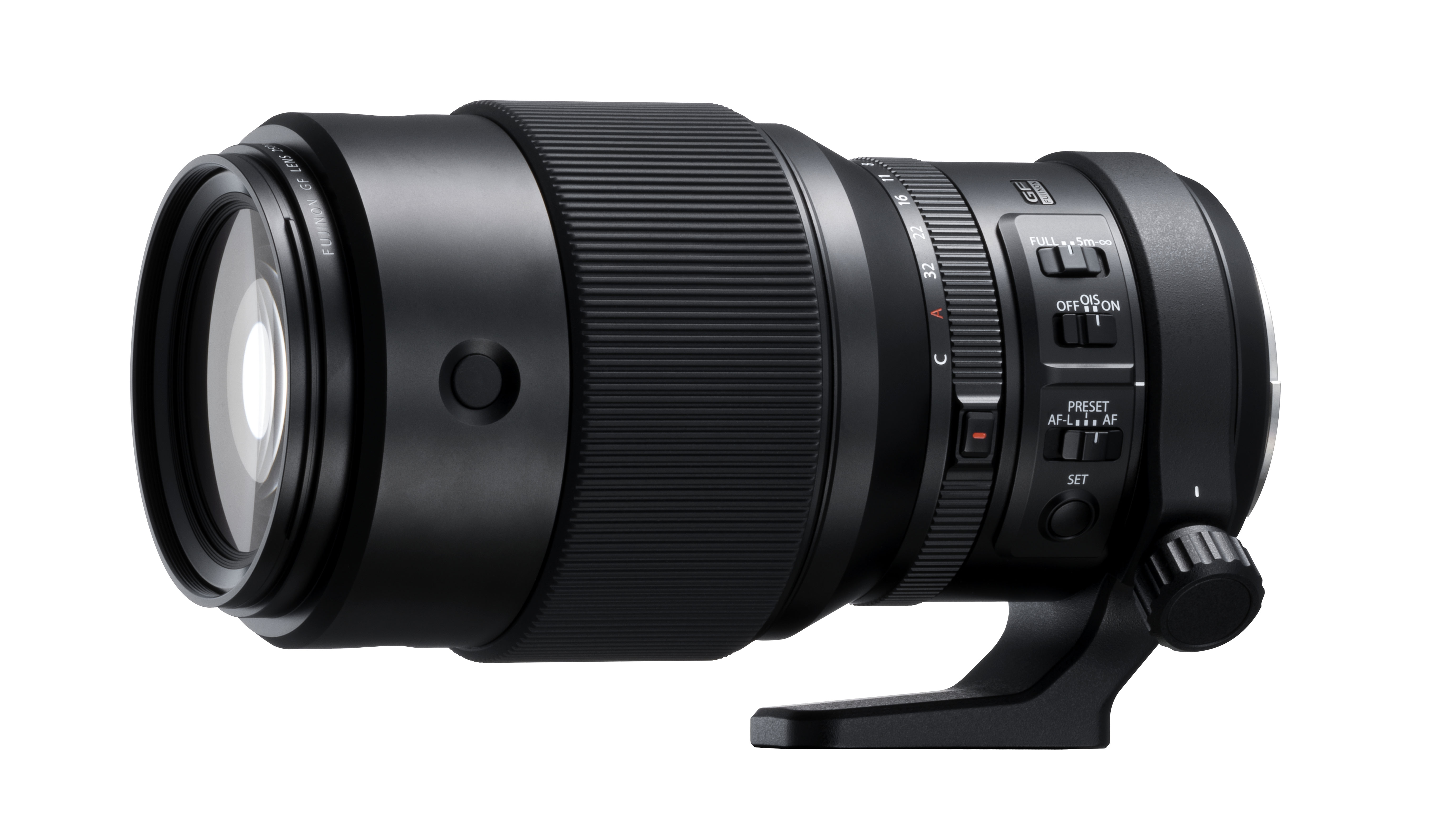 Fujifilm takes the wraps off a new 250mm lens for the GFX system